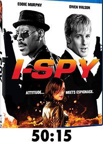 I Spy Blu-Ray Review