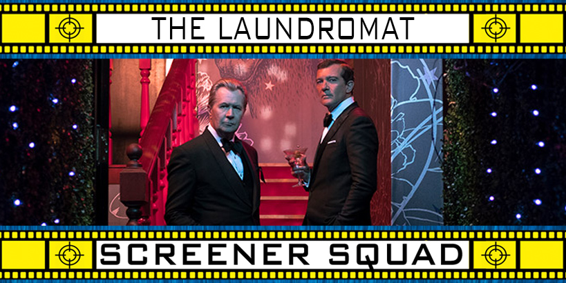 The Laundromat Movie Review