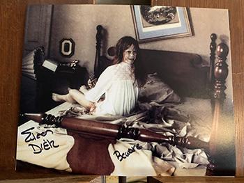 The Exorcist signed 2