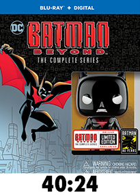 Batman Beyond Complete Series Blu-Ray Review