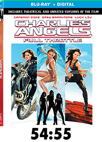 Charlie's Angels: Full Throttle Blu-Ray Review
