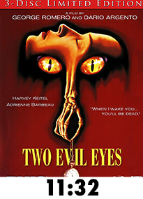 Two Evil Eyes 4k Review