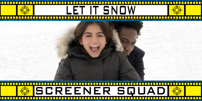 Let it Snow Movie Review