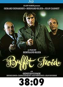 Buffet Froid Blu-Ray Review