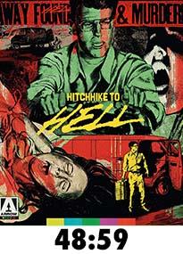 Hitchhike To Hell Blu-Ray Review