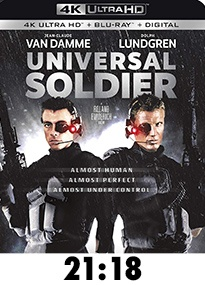 Universal Soldier 4k Review