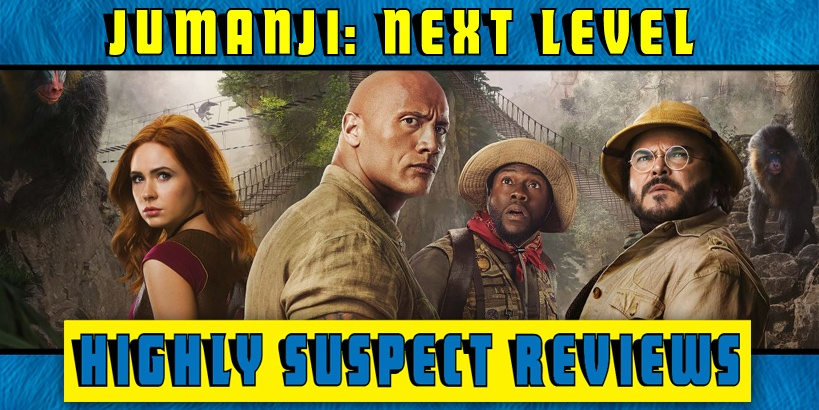 Jumanji: The Next Level Movie Review