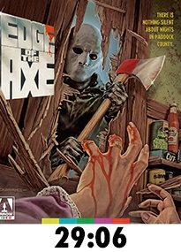 Edge of the Axe Blu-Ray Review