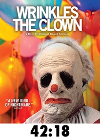 Wrinkles The Clown DVD Review