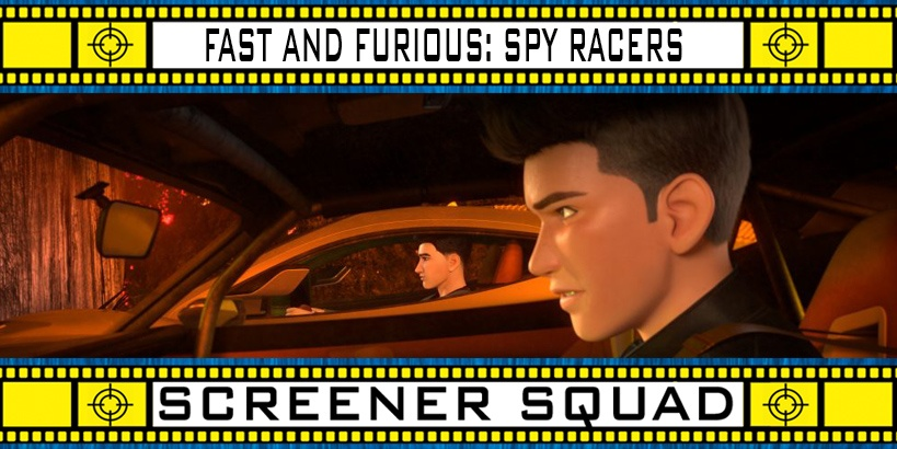 Fast & Furious: Spy Racers Review