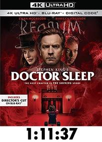 Doctor Sleep 4k Review