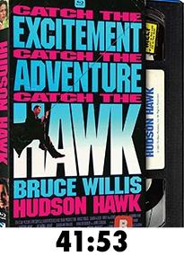 Hudson Hawk Blu-Ray Review