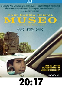 Museo Blu-Ray Review
