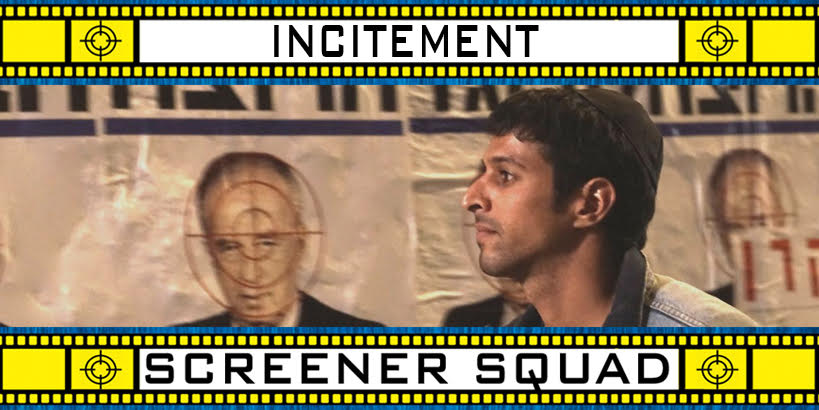 Incitement Movie Review