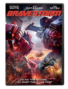 Bravestorm DVD Review