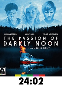 The Passion of Darkly Noon Blu-Ray Review
