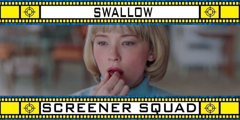 Swallow Movie Review
