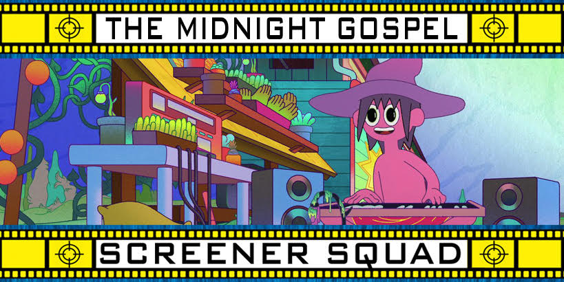 The Midnight Gospel TV Show Review