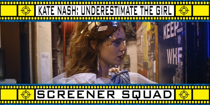 Kate Nash: Underestimate The Girl Movie Review