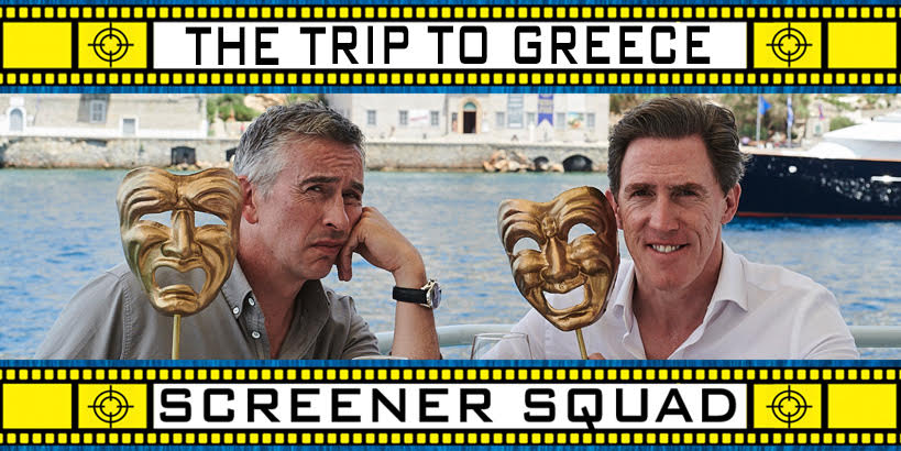 The Trip to Greece Movie Review