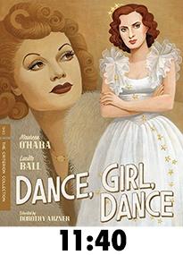 Dance Girl Dance Criterion Blu-Ray Review