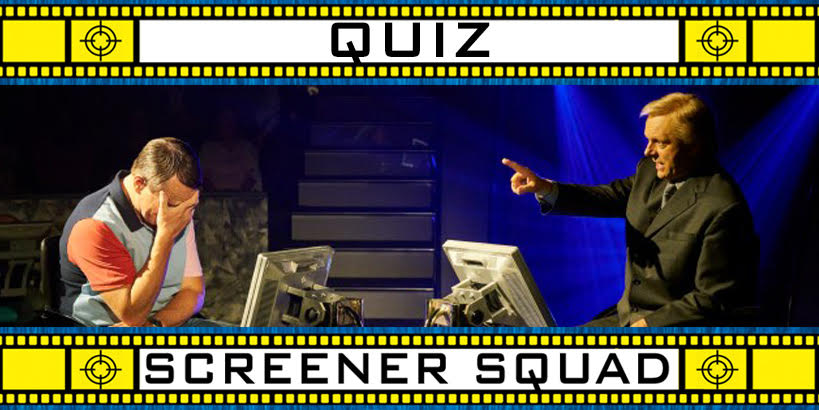 Quiz Miniseries Review