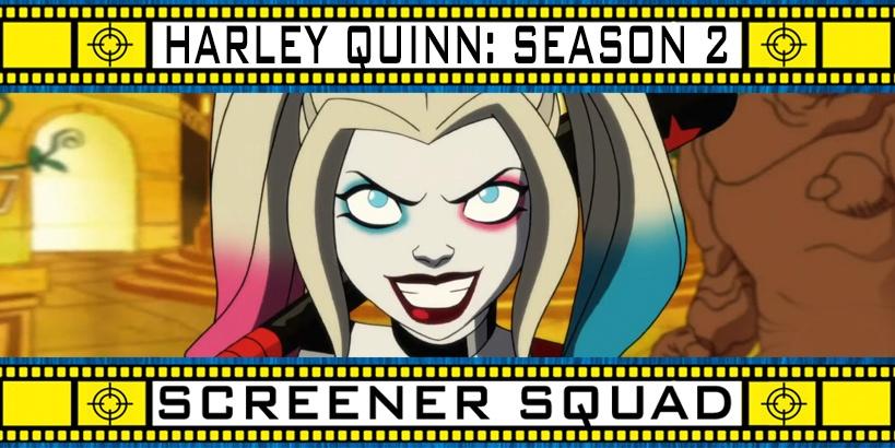 Harley Quinn Season 2 Review