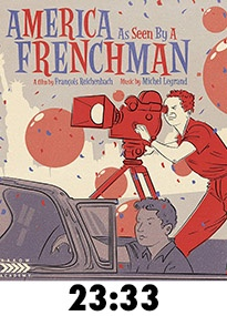America As Seen By A Frenchman Blu-Ray Review
