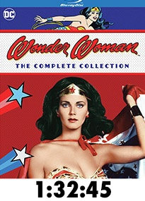Wonder Woman Complete Series Blu-Ray Review