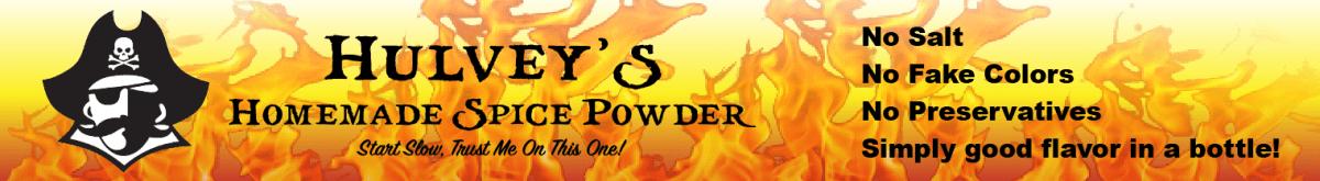 Ad Hulvey's Powder