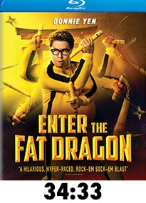 Enter The Fat Dragon Blu-Ray Review