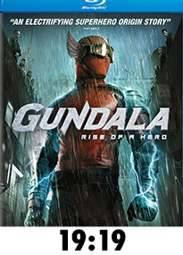 Gundala Blu-Ray Review