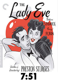 The Lady Eve Criterion Blu-Ray Review