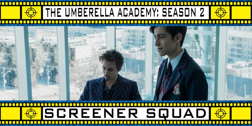 The Umbrella Academy Season 2 Review