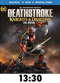 Deathstroke: Knights & Dragons Blu-Ray Review