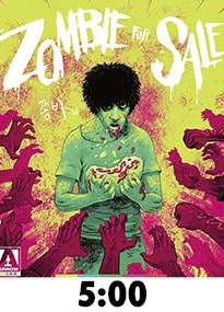 Zombie For Sale Blu-Ray Review