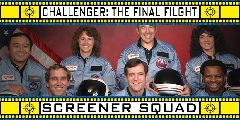Challenger: The Final Flight Miniseries Review