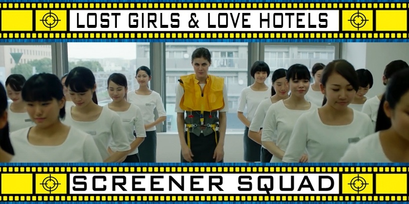 Lost Girls & Love Hotels Movie Review