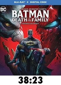 Batman: Death in the Family Blu-Ray Review