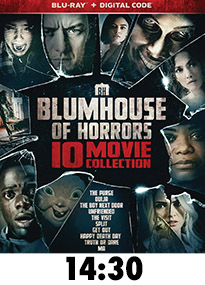 Blumhouse of Horrors Blu-Ray Review