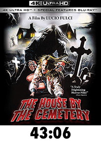The House By The Cemetery 4k Review