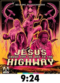 Jesus Shows You The Way To The Highway Blu-Ray Review