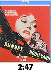 Sunset Boulevard Blu-Ray Review