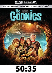 The Goonies 4k Review