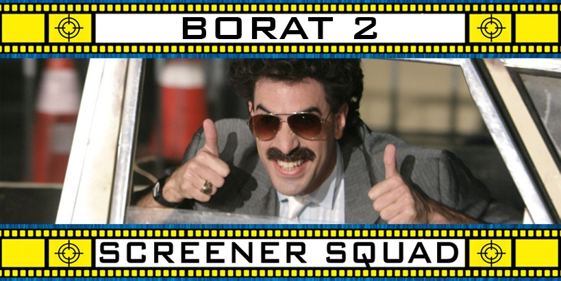 Borat 2 Movie Review