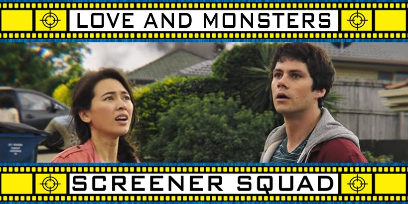 Love and Monsters Movie Review
