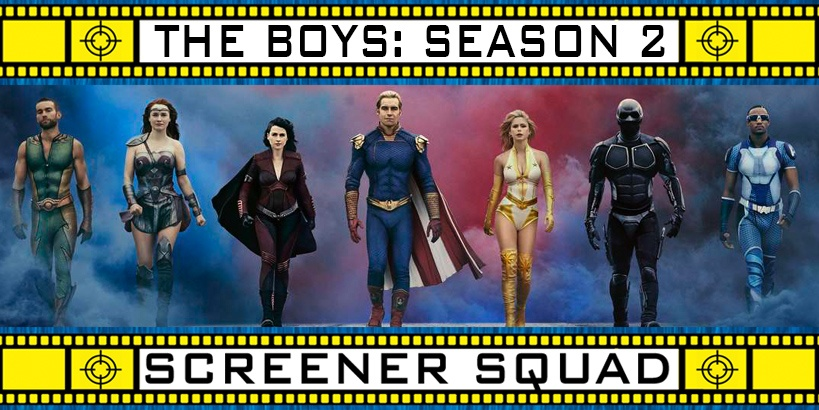 The Boys Season 2 TV Series Review