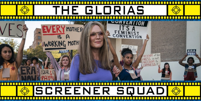 The Glorias Movie Review