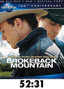 Brokeback Mountain Blu-Ray Review
