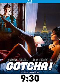 Gotcha Blu-Ray Review